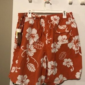 Caribbean swim shorts